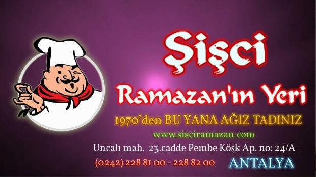 Antalya Şişçi Ramazanın Yeri -sisci ramazan -restaurant şiş köfte piyaz kabak tatlısı (1)