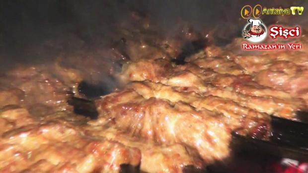 Antalya Şişçi Ramazanın Yeri -sisci ramazan -restaurant şiş köfte piyaz kabak tatlısı (13)