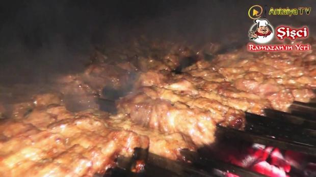 Antalya Şişçi Ramazanın Yeri -sisci ramazan -restaurant şiş köfte piyaz kabak tatlısı (14)