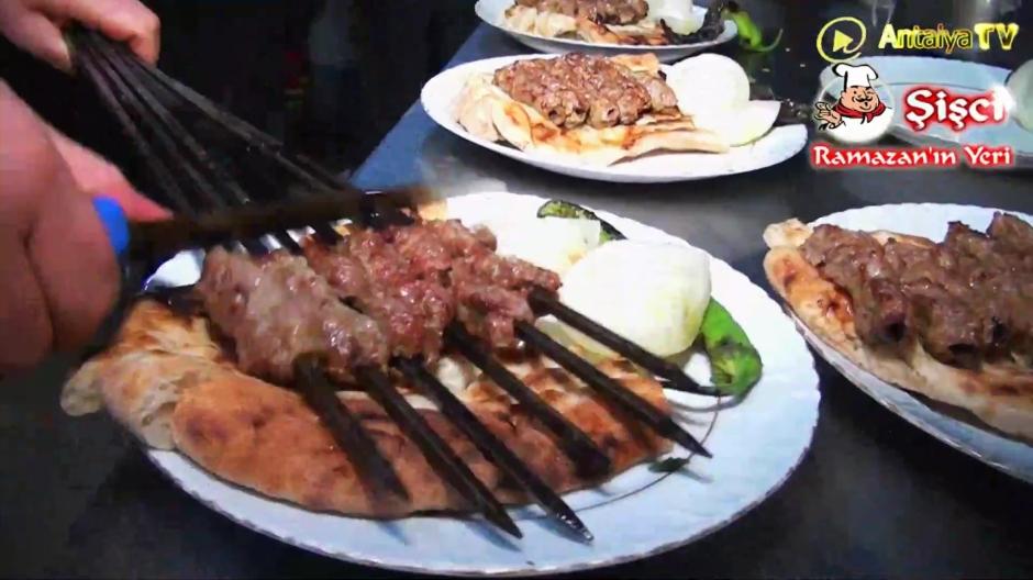 Antalya Şişçi Ramazanın Yeri -sisci ramazan -restaurant şiş köfte piyaz kabak tatlısı (17)