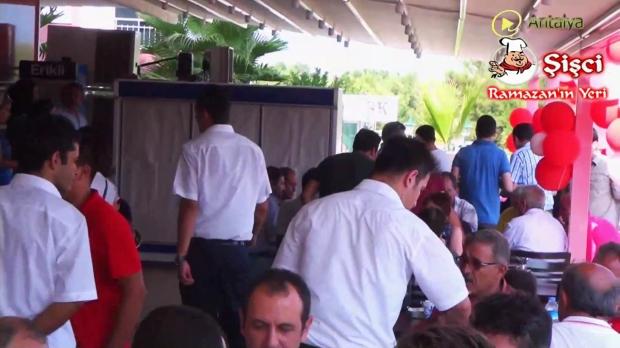 Antalya Şişçi Ramazanın Yeri -sisci ramazan -restaurant şiş köfte piyaz kabak tatlısı (8)