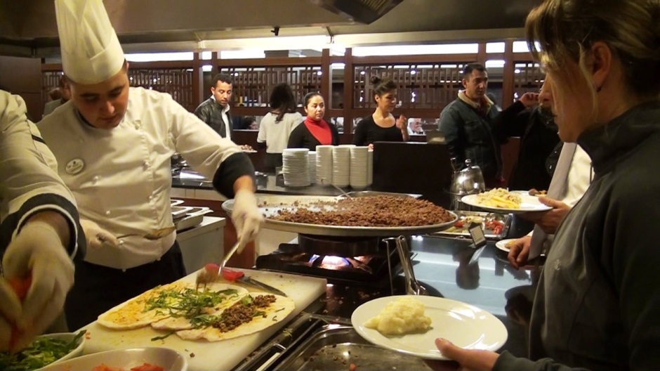 OSMED - Türkiye Satın Alma Müdürleri ve Eğitim Derneği - Linos Ajans - Türkiye Satın Alma Platformu Gastronomi Sektör Buluşması Antalya (40)