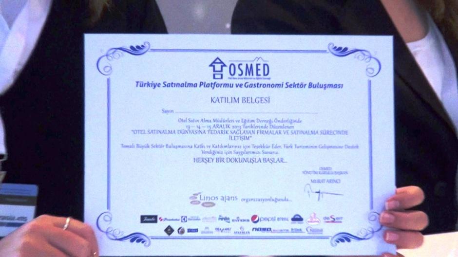 OSMED - Türkiye Satın Alma Müdürleri ve Eğitim Derneği - Linos Ajans - Türkiye Satın Alma Platformu Gastronomi Sektör Buluşması Antalya (70)