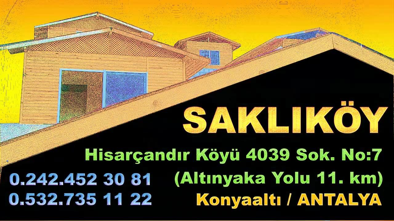 SAKLIKOY İslami Tatil Balayı - Konaklama - Antalya 2013 (50)