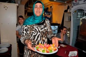 Haci Usta'nın Ocak Başı Yeri- Antalya TV- Muhabir Rüya Kürümoğlu, 13