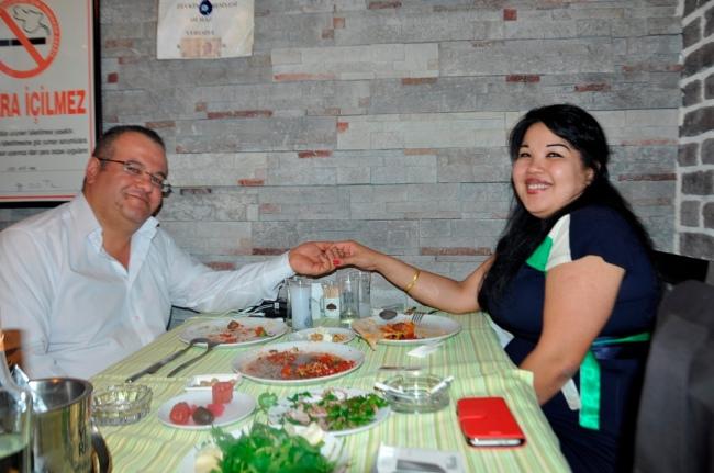 Haci Usta'nın Ocak Başı Yeri- Polat Ulusan- Antalya TV- Muhabir Rüya Kürümoğlu,