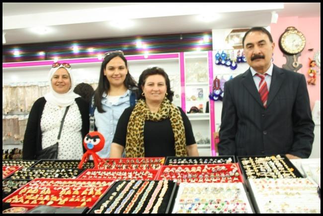 Meltem Bujiteri Hediyelik ve Takı Dünyası- Antalya TV- Muhabir Rüya Kürümoğlu21