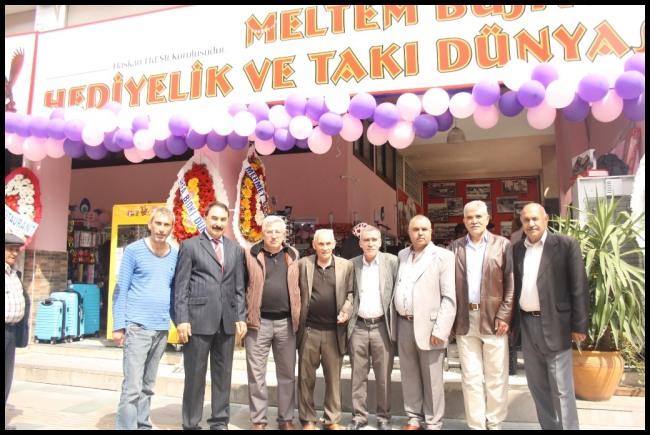 Meltem Bujiteri Hediyelik ve Takı Dünyası- Antalya TV- Muhabir Rüya Kürümoğlu39