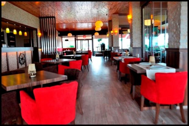 The Lara Landscape Cafe- Sadettin Ersoy-  Antalya TV- Muhabir Rüya Kürümoğlu  (158)