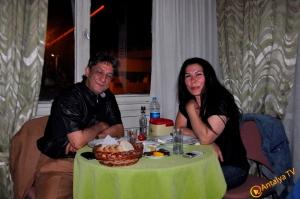Antalya Magazin Muhabiri Fırtına Rüya Kürümoğlu Doğum Günü, Ahmet Yılmaz- Vicdan Arıkan