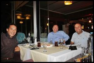 Bosphorus Lara Ocakbaşı Restaurant- Murat Çiçek- Muhabir Rüya Kürümoğlu- Antalya TV26