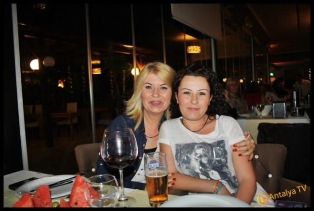 Bosphorus Lara Ocakbaşı Restaurant- Murat Çiçek- Muhabir Rüya Kürümoğlu- Antalya TV28