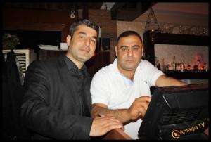 Bosphorus Lara Ocakbaşı Restaurant- Murat Çiçek- Muhabir Rüya Kürümoğlu- Antalya TV35