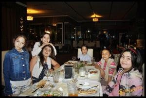 Bosphorus Lara Ocakbaşı Restaurant- Murat Çiçek- Muhabir Rüya Kürümoğlu- Antalya TV37