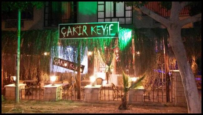 Çakır Keyif Restaurant- Mine Yıldız- Antalya TV81