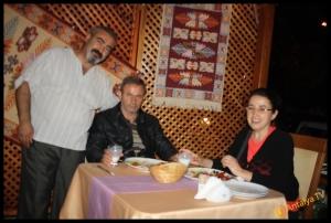 Kral Ocakbaşı Restaurant- Yavuz Beyazkoç- Antalya TV- Magazin Muhabiri Rüya Kürümoğlu15
