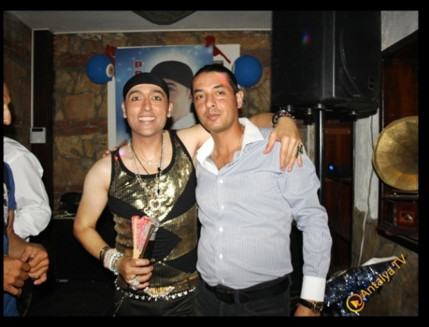 Ömrüm Deniz Restaurant- Prens Boran Doğum Günü- Antalya TV- Muhabir Rüya Kürümoğlu (18)