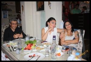 Devecim 01 Adanalı Ocakbaşı- Hanifi Pınar- Ali Balcı- Antalya TV- Muhabir Rüya Kürümoğlu13