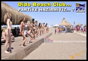 Dido Beach- KA Ajans- Serap Ömürlübay- Antalya TV- Muhabir Rüya Kürümoğlu