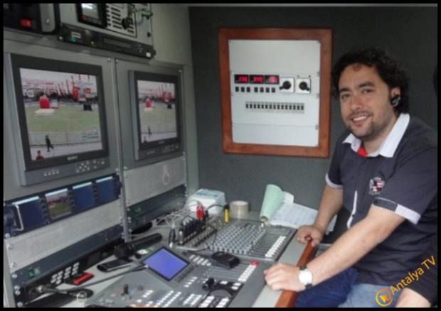 Ender Alp- Antalya TV- Muhabir Rüya Kürümoğlu