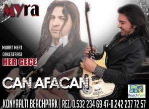 Myra Beach Bar- Can Afacan- Murat Mert Orkestrası-  Ali Purtul