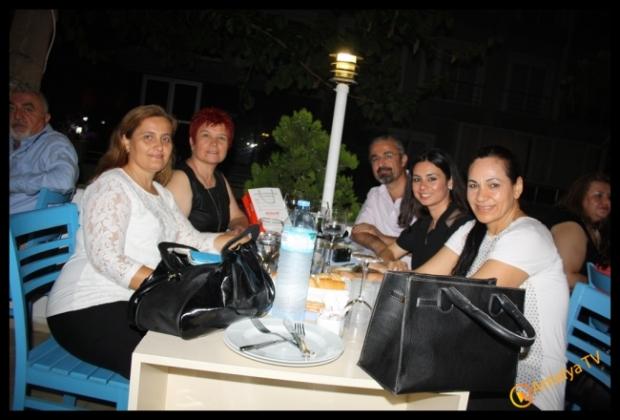Yiğit Kumsal Et Balık Restaurant- Antalya TV- Magazin Muhabiri Rüya Kürümoğlu14