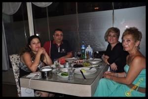 Mehmet Karakuş, Nilüfer Karakuş, Fatma Pınar, Belgin Sularbaşı