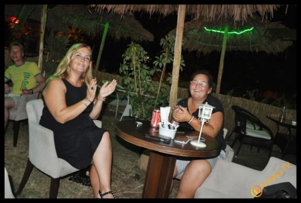Aloha Cafe Bar- Bülent Soyubol- Antalya TV- Muhabir Rüya Kürümoğlu (5)