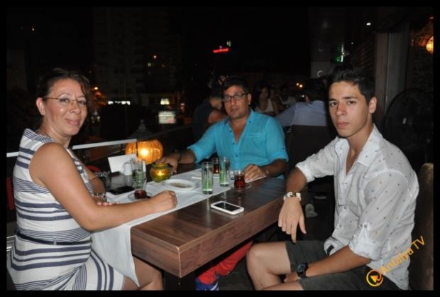 Çatı Ocakbaşı- Antalya TV- Muhabir Rüya Kürümoğlu (4)