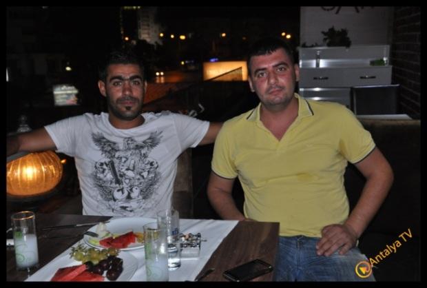 Çatı Ocakbaşı- Antalya TV- Muhabir Rüya Kürümoğlu (8)