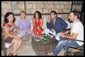 Güllü - Mira Alaturka- Behnan Suat Zor- Antalya Tv- Antalya TV Gece Muhabiri Fırtına Rüya Kürümoğlu007