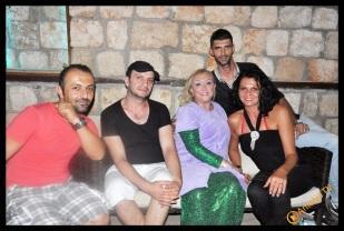 Güllü - Mira Alaturka- Behnan Suat Zor- Antalya Tv- Antalya TV Gece Muhabiri Fırtına Rüya Kürümoğlu334