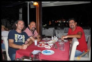 Kalamış MeyhanesiAntalya Tv- Muhabir Rüya Kürümoğlu (21)