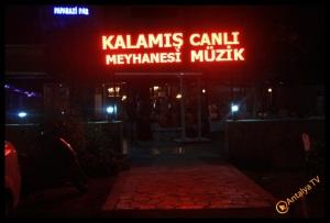 Kalamış MeyhanesiAntalya Tv- Muhabir Rüya Kürümoğlu (8)