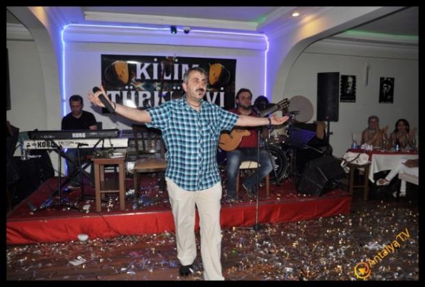 Kilim Türkü Evi Cevdet Bağca Konseri, Teoman Öztürk (86)