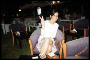 MYRA Beach Bar- Can Afacan- Murat Dalboyun Orkestrası- Antalya TV- Muhabir Rüya Kürümoğlu (18)