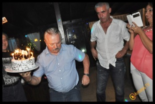 Kıbrıs Ada TV- Tavukçu Show - Burhan Çapraz- Antalya TV- Muhabir Rüya Kürümoğlu- Prens Boran (13)