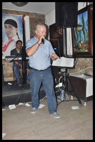 Kıbrıs Ada TV- Tavukçu Show - Burhan Çapraz- Antalya TV- Muhabir Rüya Kürümoğlu- Prens Boran (166)
