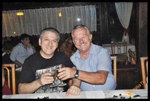 Kıbrıs Ada TV- Tavukçu Show - Burhan Çapraz- Antalya TV- Muhabir Rüya Kürümoğlu- Prens Boran (3)