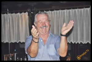 Kıbrıs Ada TV-  Tavukçu Show - Burhan Çapraz- Antalya TV- Muhabir Rüya Kürümoğlu- Prens Boran (94)