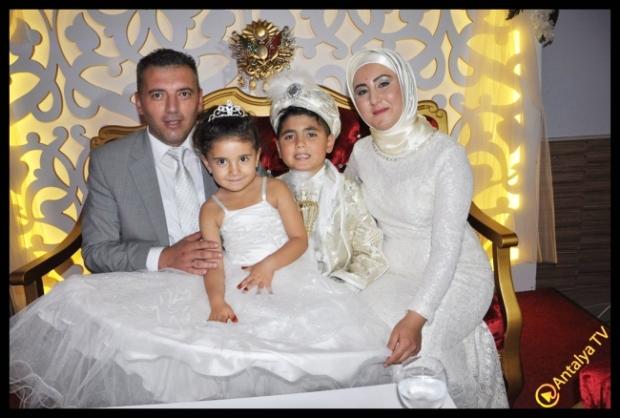 Ali Kuze, Fatma Kuze, İsmail Kuze Sünnet Şöleni (27)