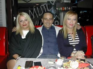 Etna Cafe- Aydın Atakan- Antalya TV- Muhabir Rüya Kürümoğlu (27)