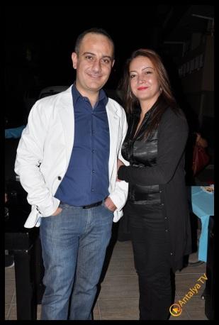 Etna Cafe- Aydın Atakan- Antalya TV- Muhabir Rüya Kürümoğlu (46)