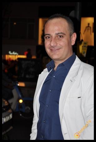 Etna Cafe- Aydın Atakan- Antalya TV- Muhabir Rüya Kürümoğlu (6)