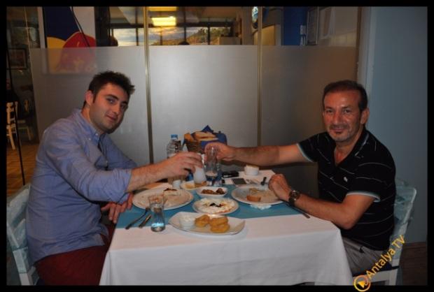 Konyaltı Balıkçısı- Bilal Yavuz- Antalya TV- Muhabir Rüya Kürümoğlu07