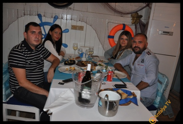 Konyaltı Balıkçısı- Bilal Yavuz- Antalya TV- Muhabir Rüya Kürümoğlu20