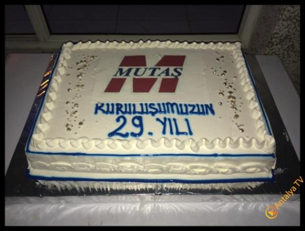 Mutaş AŞ. 29. Kurulış Yıldönümünü Kutladı (23)