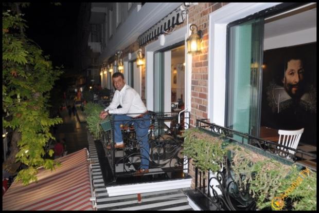 Talya Cafe Bistro- Fidan İlteray- Nuri Alço- Antalya TV- Muhabir Rüya Kürümoğlu (42)