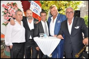 Talya Cafe Bistro- Nuri Alço, Fidan İlteray, Antalya TV, Muhabir Rüya Kürümoğlu (15)