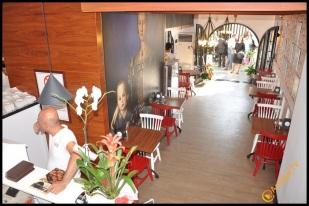 Talya Cafe Bistro- Nuri Alço, Fidan İlteray, Antalya TV, Muhabir Rüya Kürümoğlu (19)